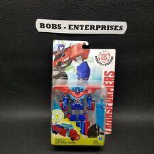 Robots in Disguise Mini-Con Weaponizers Optimus Prime Warrior  dmk card tr-56