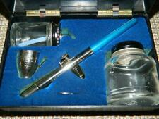 Badger 1502 Fine Head Siphon Feed Airbrush Set