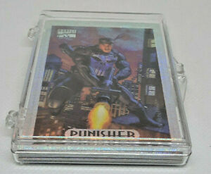 1994 Marvel Masterpieces Silver Holofoil Punisher #6 LOT of 10!