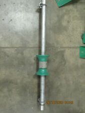 Greenlee 31925 Rollers For Wire Pulling In Cable Tray Lot Of 9