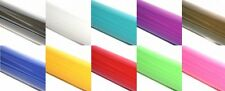 DIN A4 Bogen - Bastelfolie Klebefolie Folie Selbstklebefolie Aufkleber Modellbau