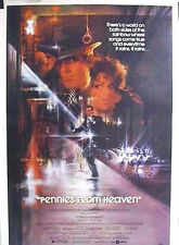 RARE 30x40 Movie Poster 1981 PENNIES FROM HEAVEN