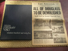 1965 DOUGLASS COLLEGE YEARBOOK NEW BRUNSWICK NJ