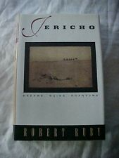 1995 Book Jericho: Dreams, Ruins, Phantoms by Robert Ruby
