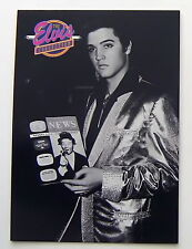 ELVIS IN CANADA 1957, 1992 THE ELVIS COLLECTION #525 CARD