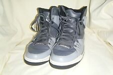 JORDAN SC-1 D. GREY/STEALTH/BLACK/WHITE 538698-011 SZ 11.5    ***J5596**