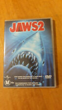 Jaws 2 DVD Roy Scheider