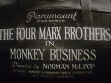 16mm Monkey Business Marx Bros Thelma Todd Tom Kennedy Billy Barty 1931