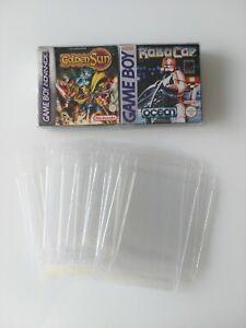 Boitier De Protection / Crystal Box Game Boy / Game Boy Color / Game Boy advance