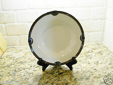 "Certified International Embassy Ivory 9 1/2"" Rimmed Soup"