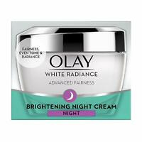 Olay White Radiance Brightening Night Essence Cream Moisturiser 50 gm