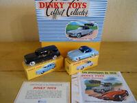 Coffret collector Les prototypes de 1958  ref 24 FH au 1/43 de dinky toys atlas