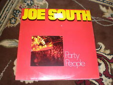 Joe South LP Party People SEALED