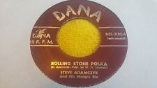 Steve Adamczyk And His Hungry Six ‎– Rolling Stone Polka / Don't Kid Me-Polka