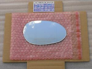 542R Replacement Mirror Glass FOR 98-06 SMART FORTWO CITY-COUPE Passenger Side R