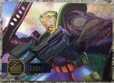 Marvel Legends cable card 1995