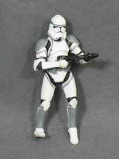 2005 LFL HASBRO STAR WARS STORM TROOPER FIGURE WITH GUN COLLECTIBLE MOVIE GIFT