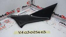 Plastica cover condotto cupolino sinistra left upper fairing Yamaha yzf r1 02 03