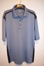 Grand Slam Men's Large Golf Polo Shirt Size L Blue Worn 1x Free Shipping