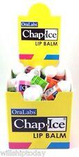 50 Oralabs Mini Chap Ice Lip Balm Assorted Flavors