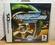 Need For Speed: Underground 2 / Nintendo DS / Completo - PAL ESP