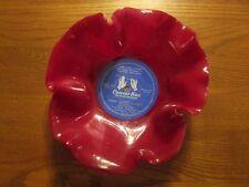 Vinyl Record Lp Album Custom Made Vintage Bowl - Guilet String Quartet