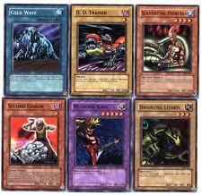 Ω YUGIOH Ω Lot de 6 Belles Cartes Lot N° YT 30