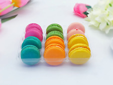 12 Pack Fruity French Macaron Set | Free Shipping