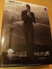 FINAL FANTASY XV 15 IGNIS SCIENTIA PLAY ARTS KAI FIGURE - NEW AND SEALED