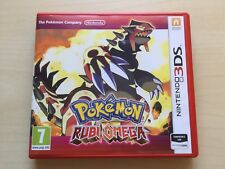Pokemon omega rubi game for nintendo 3ds spanish