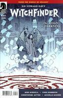 Witchfinder Reign Of Darkness #4 World of Hellboy Dark Horse Comics