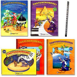 Tastenzauberei - Klavierschule für Kinder und Jugendliche von Anika Trabon