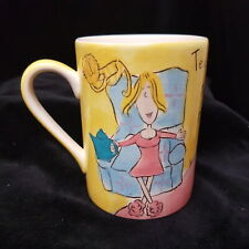 NEW Whittards Coffee Mug Tea Cakes and Nattering 10cm Whittard of Chelsea