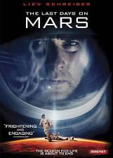 The Last Days on Mars, Good DVD, Elias Koteas, Liev Schreiber, Ruairi Robinson
