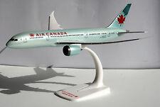 Air Canada-boeing 787-8 1:200 avión modelo b787 nuevo dreamliner