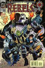 R.E.B.E.L.S. '94 #0 (Oct 1994) - Beginning of Tomorrow - Legion of Super-Heroes