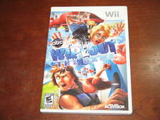 Wipeout: The Game (Nintendo Wii) - Complete in Mint Condition!
