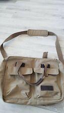 Eastpak Men's Shoulder Messenger Light Brown Bag