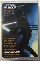 Star Wars A Wind To Shake The Stars 1997 Lucasfilm Club Audiobook - New / Sealed