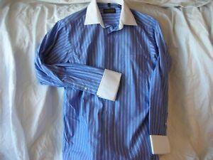 Donald Trump Signature Collection Non Iron French Cuff Dress Shirt