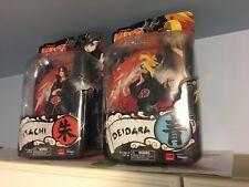 Naruto Shippuden 6-in Itachi and Deidara [Action Figure] Toynami Nip Akatsuki