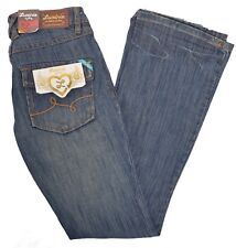 LRG Lifted Research Group Women's Boot Cut Denim Jeans Size 26