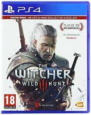 The Witcher 3 Wild Hunt de Bandai Namco Entertainment | Jeu Vidéo | D'occasion