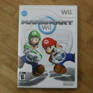 Mario Kart Wii (Nintendo Wii, 2008) Nintendo