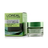 L'Oreal Skin Expert Pure Clay Mask - Purify & Mattify Masks