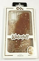 NEW Case Mate Waterfall Series Case For iPhone XR - Gold