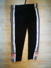 Adidas vintage Adibreak Track Pants 176 wie L ca. 90er Knopfhose Trainingshose