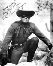Classics Autographed Signed Film Photographs of Male Artists
