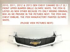 2010 2011 2012 2013 2014 2015 chevy camaro SS LT ZL1 front upper bumper grille