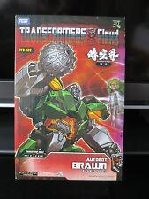 Transformers RARO TAKARA clould BRAWN molto rara versione esclusiva prezzo di vendita!!!